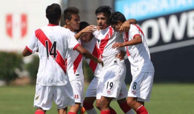 Perú aún será sede del Sudamericano Sub 17 que arranca en marzo