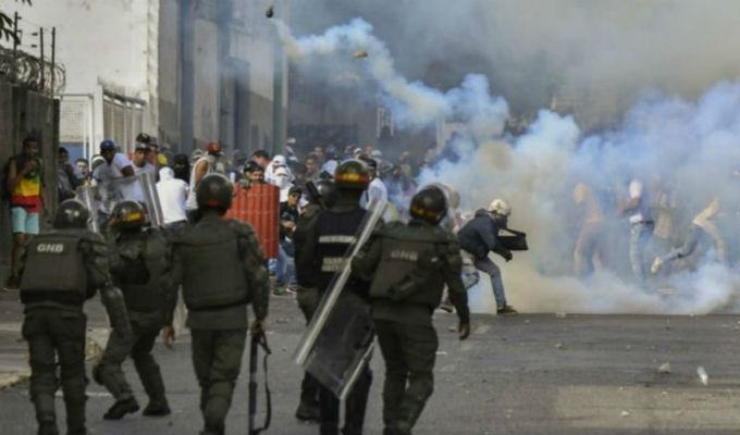 Venezuela: así fue como Maduro impidió el ingreso de ayuda humanitaria