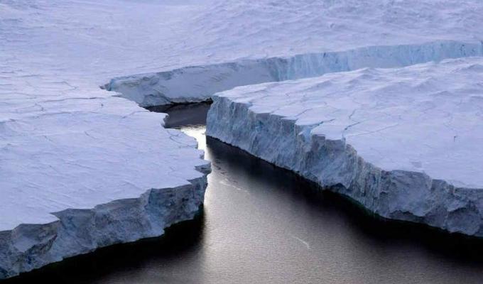 La Antártida perderá un enorme bloque de hielo que duplica tamaño de Nueva York