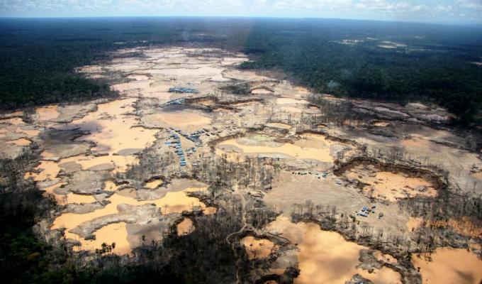 La Pampa: Gobierno invertirá S/ 100 millones en restaurar zona afectada por minería ilegal