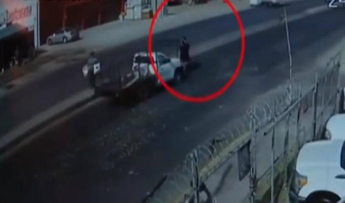 Filipinas: camioneta se estrelló contra el local de juegos infantiles