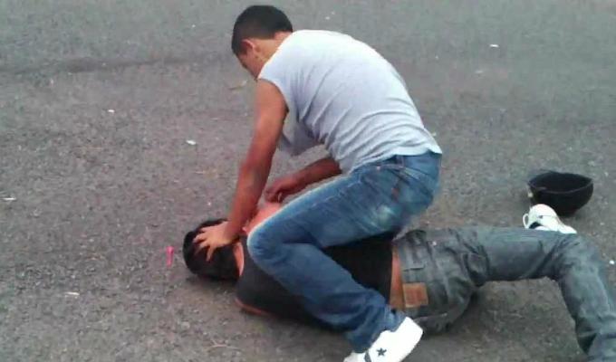 Masacran a hombre tras salir de reunión en el Rímac