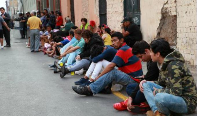 Centro de Lima: denuncian a empresario de estar detrás de desalojo en edificio Santa Elisa