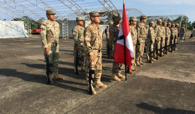 Minería ilegal: instalan tres bases militares y policiales en La Pampa