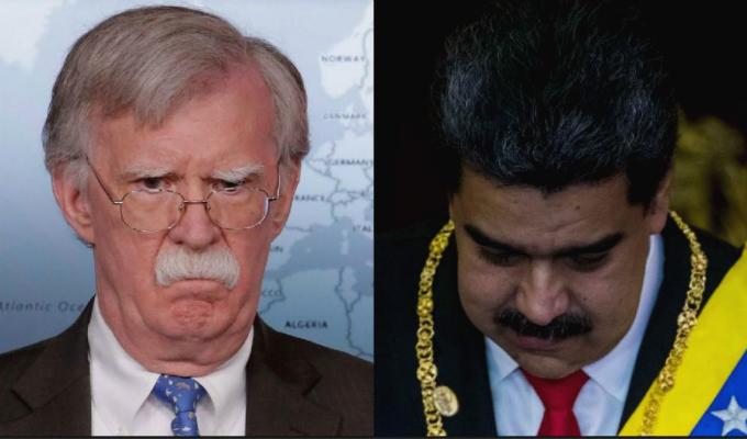 John Bolton: si Maduro atenta contra Guaidó, EE.UU tomará acción