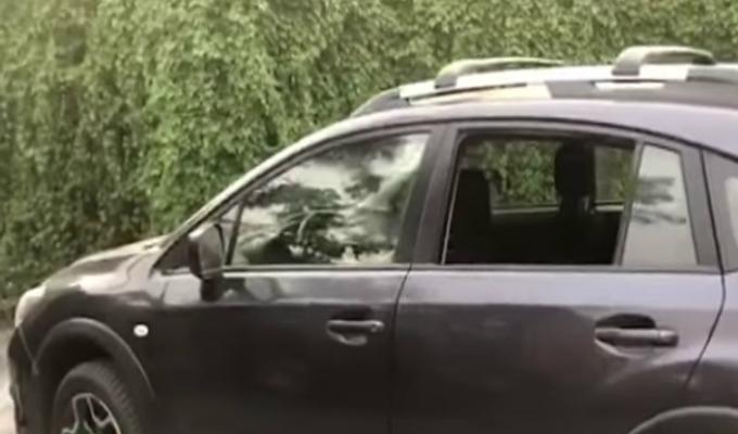 Surco: denuncian robo de autopartes a vehículos en el Jockey Club