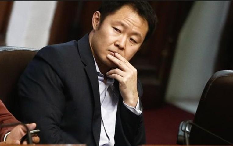 PJ ordenó levantar secreto bancario de Kenji Fujimori por caso 'Limasa'