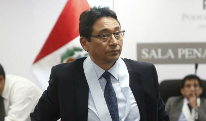 Abogado de Yoshiyama aseguró que presentará pruebas de origen lícito de fondos de campaña