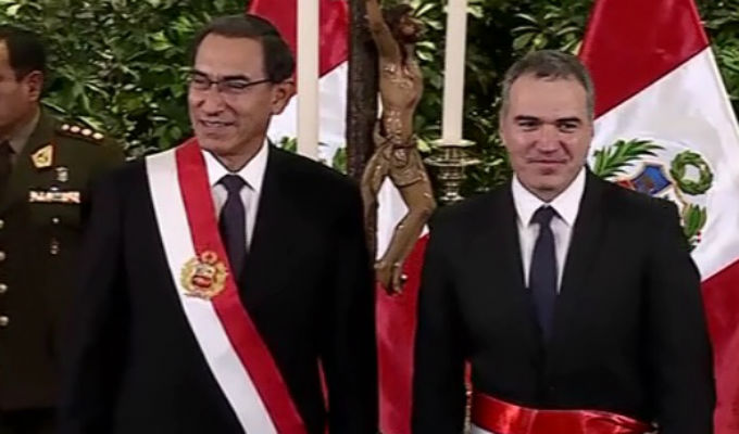 Salvador del Solar: ¿podrá el nuevo premier terminar enfrentamiento entre Congreso y Ejecutivo?
