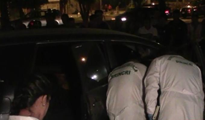 Los Olivos: joven es asesinado a balazos en el interior de su vehículo