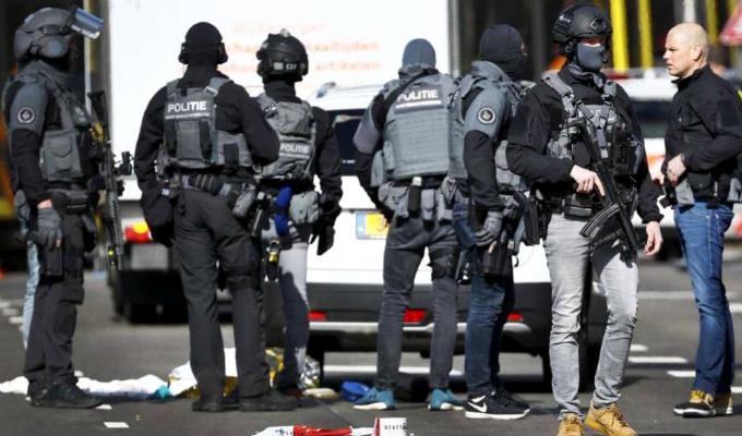 Holanda: al menos un muerto y varios heridos tras tiroteo en Utrecht