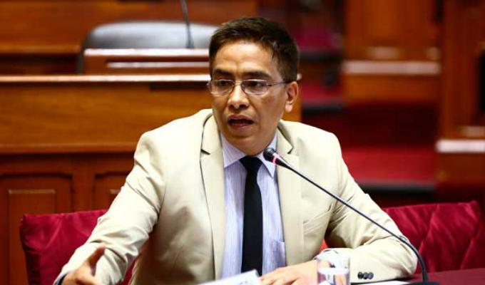 Roberto Vieira: congresista tiene hasta el lunes 10 para presentarse en Ética