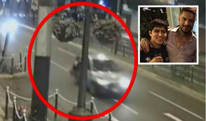 Continúa investigación a vehículo que arrastró a sobrino de Paolo Guerrero