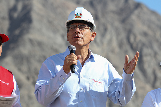 Vizcarra afirmó que respetarán las decisiones que el PJ y el Congreso tomen contra exministro Alfaro