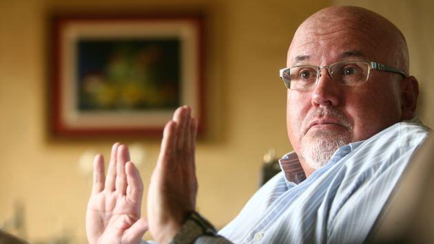 Carlos Bruce: Vizcarra entró en la plancha porque había muchos blancos y necesitaban un provinciano
