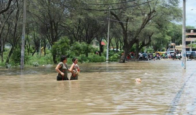 Amazonas: intensas lluvias causan inundaciones, derrumbes y desbordes de río