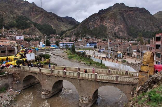 Temblor de 4.6 grados remeció esta tarde Huancavelica