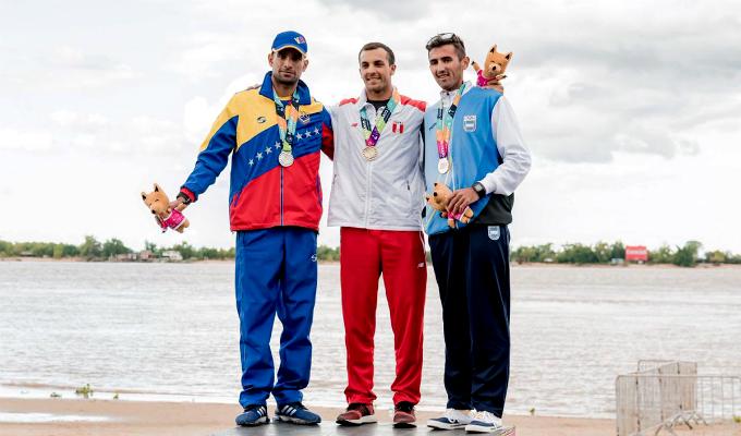 Álvaro Torres: peruano ganó medalla de oro en Sudamericanos de playa