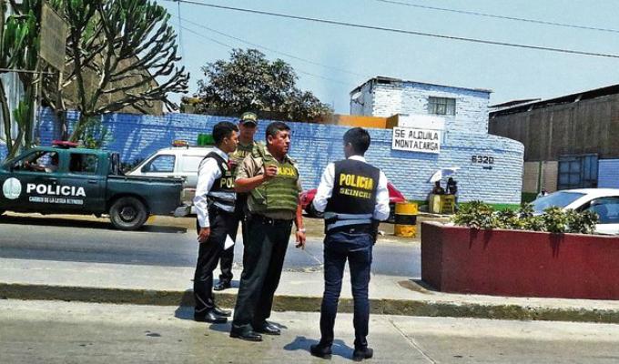Callao: vigilante fue herido de bala tras frustrar asalto en la avenida Argentina