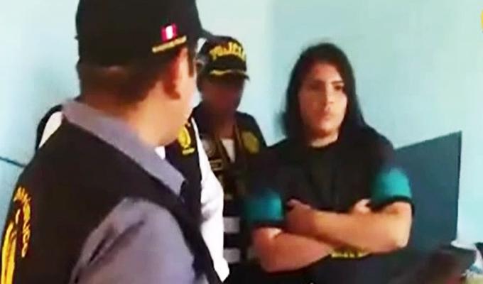 Barranca: detienen a mujer que planeaba asesinar a fiscal