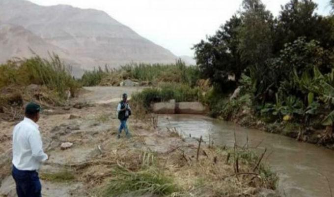 Declaran en estado de emergencia a 29 distritos de Amazonas debido a intensas lluvias