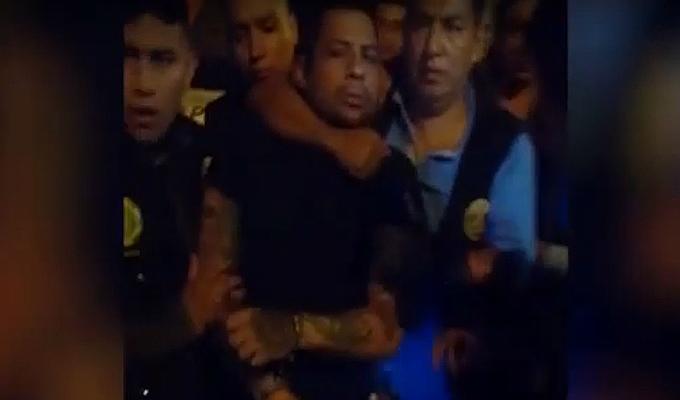 """La Victoria: cayó """"gemelo"""" investigado por cobrar cupos en Gamarra"""