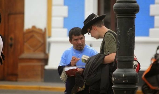 El rey del floro: conozca el ingenio y la perseverancia de los 'jaladores' de Lima