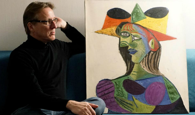 Ámsterdam: hallan cuadro de Picasso robado a jeque árabe hace 20 años