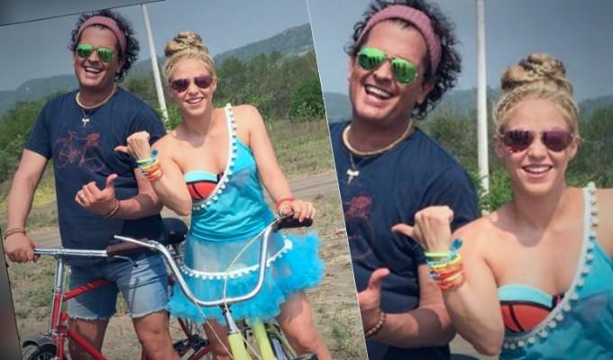 """Shakira y Carlos Vives enfrentan juicio por plagio de """"La bicicleta"""""""