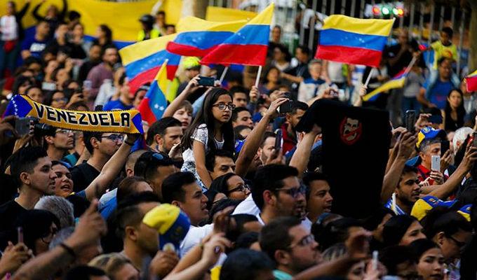 OEA aprueba resolución que pide ayuda humanitaria para Venezuela