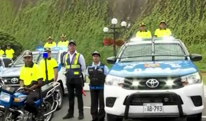 Chorrillos: adquieren camionetas y motos de serenazgo para combatir la delincuencia