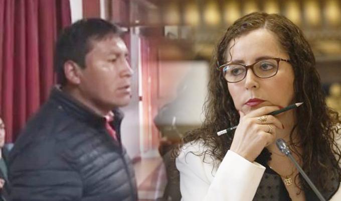 La Libertad: Rosa Bartra es declarada persona no grata en Huamachuco