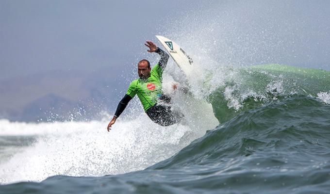 Mundial de surf: arrancó campeonato en playa de Punta Hermosa