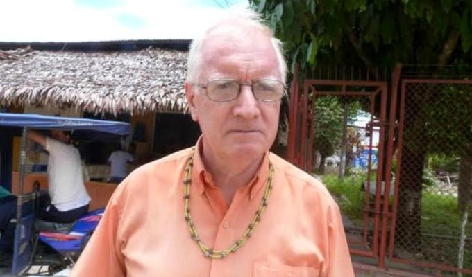 Iquitos: hallan muerto a religioso británico al interior de comunidad estudiantil