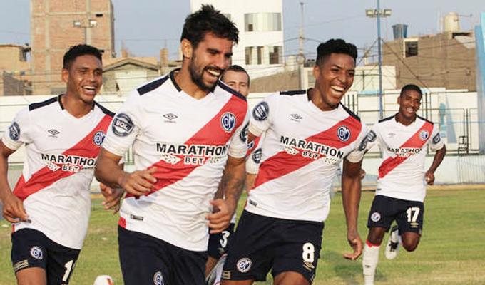 La Liga 1: Deportivo Municipal venció 1-0 a César Vallejo en Huacho