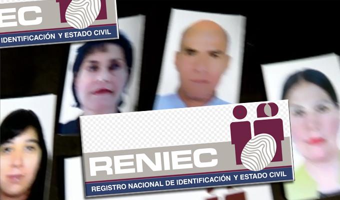 EXCLUSIVO   Favoritismo en Reniec: parientes trabajando en una misma institución