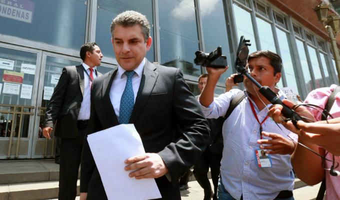 Fiscalía interrogará a exejecutivos de OAS a partir del 22 de abril
