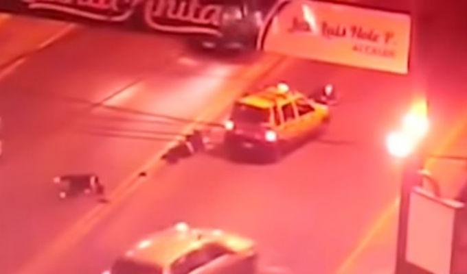 Santa Anita: auto que arrolló a familia no contaba con Soat
