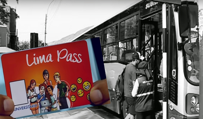 Corredor Azul:  usuarios pagarán pasajes con tarjetas