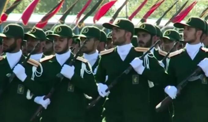 Estados Unidos declaró como terroristas a tropas de Irán