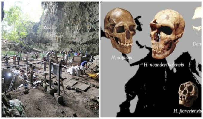 Insólito: descubren una nueva especie humana en Filipinas