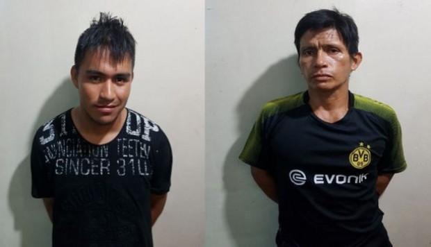 PNP captura a integrantes de banda criminal dedicada a la extorsión y sicariato