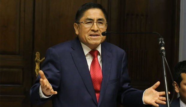 Fiscalía española pediría prisión provisional contra César Hinostroza