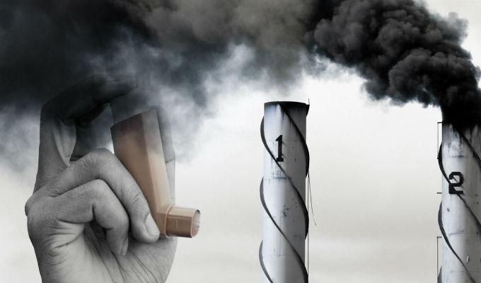 Lima lidera casos de asma infantil debido a la contaminación ambiental