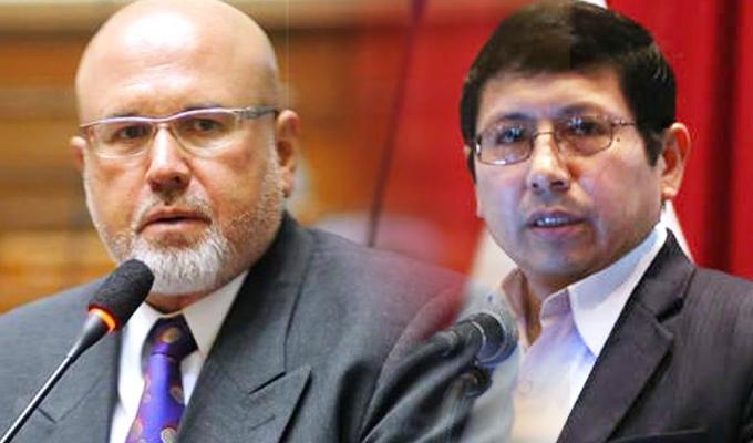 Presidente Vizcarra pide renuncias de Carlos Bruce y Edmer Trujillo