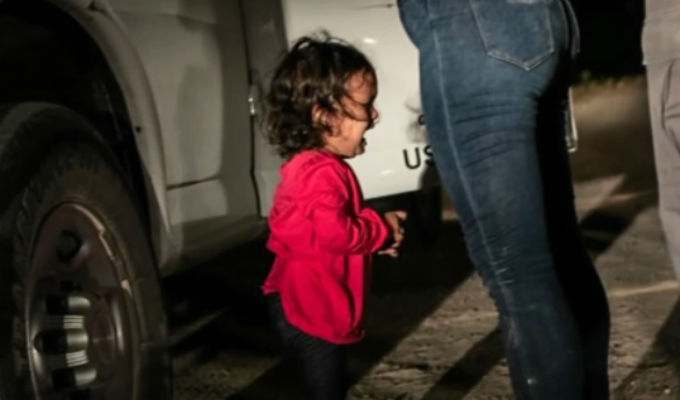 Foto de niña migrante ganó premio World Press Photo 2019