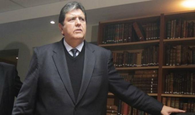 ¿Qué pasará con las investigaciones en contra de Alan García?
