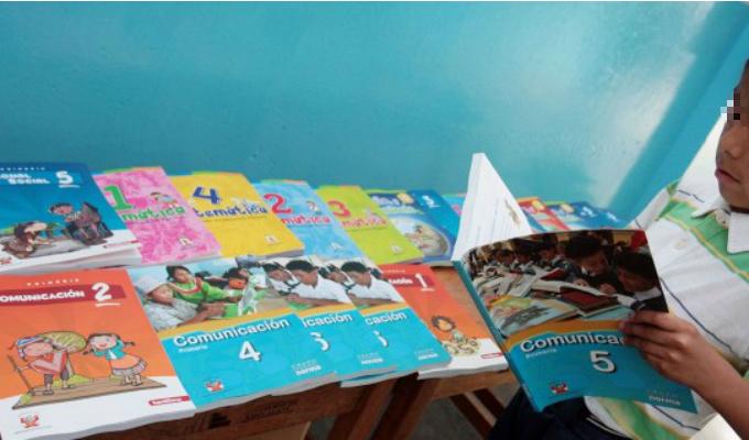 Minedu conforma mesa de trabajo para evaluar textos escolares