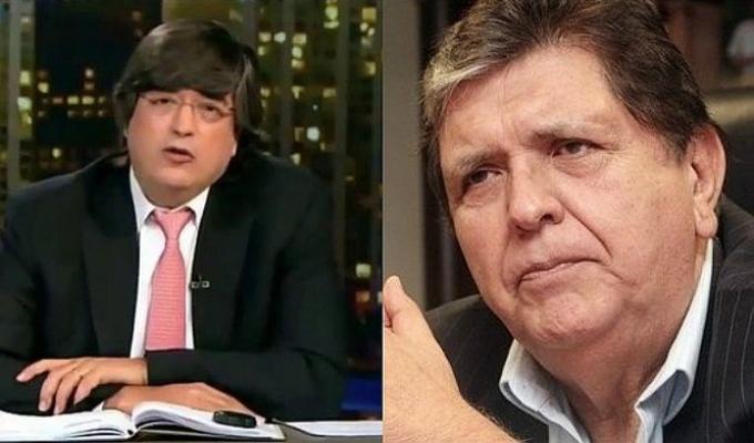 """Bayly sobre Alan García: """"fue el político más formidable y talentoso que he conocido"""""""