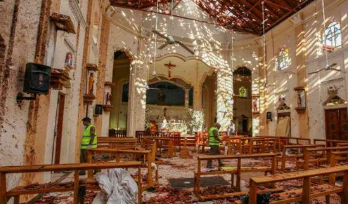 Sri Lanka: suman casi 300 muertos tras atentados